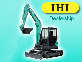IHI Dealership - excavation machinery sales and service